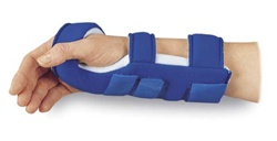 Deroyal Air-oft Volar Wrist Support