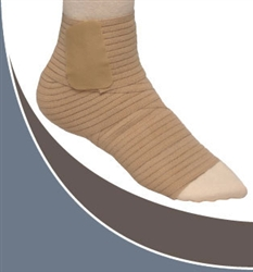 CircAid Comfort™ EZ Single-Band Ankle-Foot Wrap