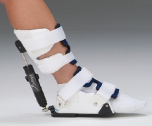 Deroyal DeROM® Ankle contracture brace