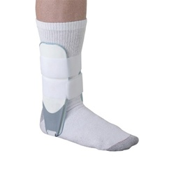 Ossur Airform Universal Inflatable Stirrup Ankle brace