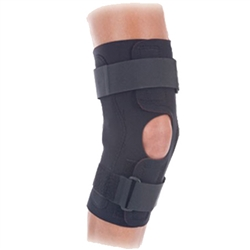 Coreline Neoprene Wraparound Hinged Knee Support