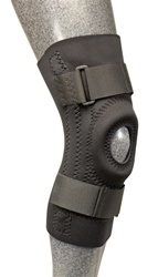 New Options K14-D Patella Stabilizer Knee brace with Superior Tubular Buttress Straps