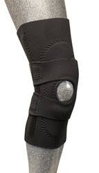 "New Options K15 Dynamic Patella Stabilizer Knee brace with ""J"" Buttress"