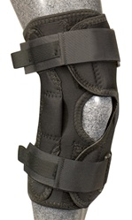 New Options KC64 Knee Mate™ wrap around knee with LD hinge brace