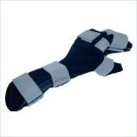 RCAI Pediatric Resting Hand Orthosis Burn Unit