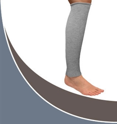 CircAid Comfort™ Silver Knee-High Leg Liner