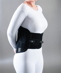 Optec Stealth LSO Low Profile back brace