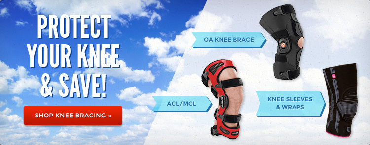 shop knee bracing