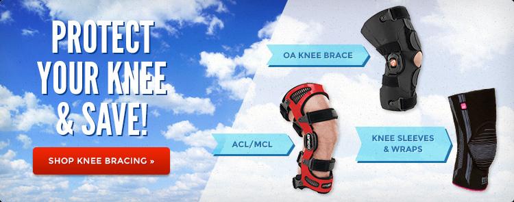 shop knee bracing