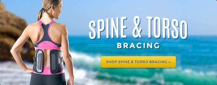 spine & torso bracing
