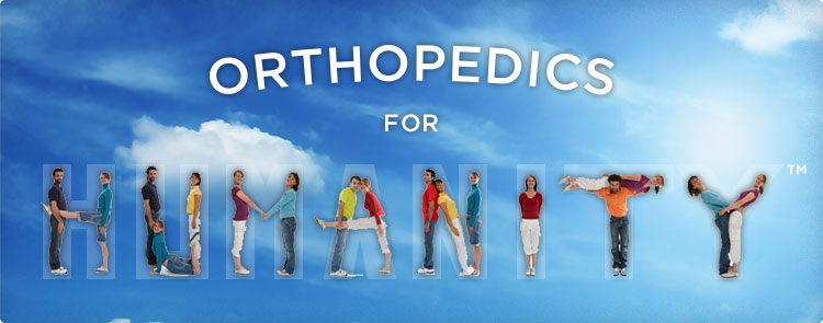 orthopedics for humanity
