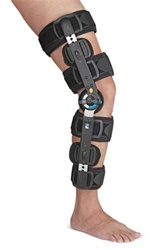Ossur Innovator Dlx Post Op Knee Brace Post Op Brace