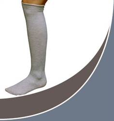 daf4ce3f57 CircAid Comfort™ Silver Knee-High Socks | Comfort™ Knee-High Socks ...